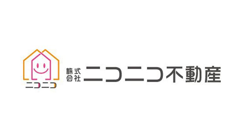 ニコニコ不動産ロゴ